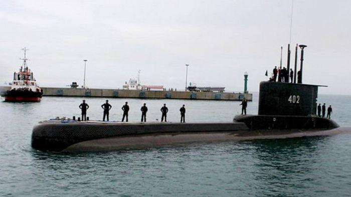 В Индонезии пропала подводная лодка с 53 моряками – власти просят помощи у соседних стран