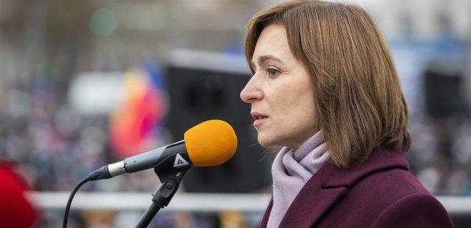 Санду созывает Совбез из-за риска подрыва конституционного строя в Молдове