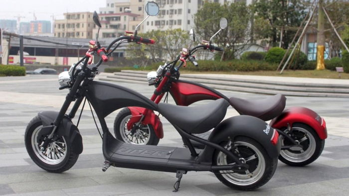 Чому варто купити електроскутер Citycoco Chopper 3000W?