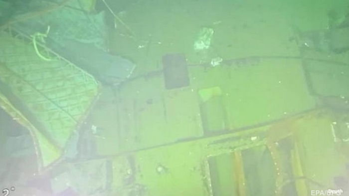В Индонезии обнаружили обломки пропавшей подлодки (фото)