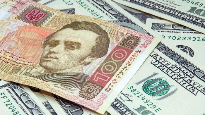 Курс валют НБУ: Гривна укрепляется