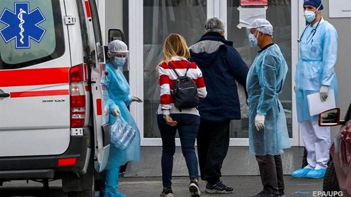 В Украине за сутки более 11 тысяч COVID-больных