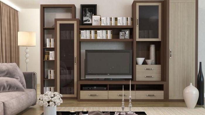 Корпусная мебель МДФ — оптимальное решение для жилых и нежилых пространств