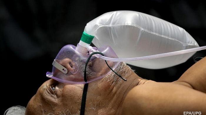В Индии 11 человек с COVID-19 погибли от нехватки кислорода