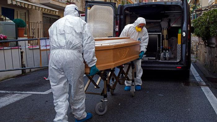 Реальное число смертей от COVID вдвое больше официального – ученые