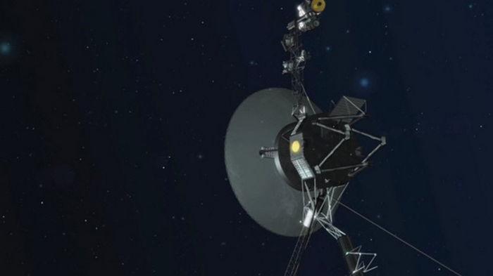 Вояджер-1 услышал гул межзвездного пространства