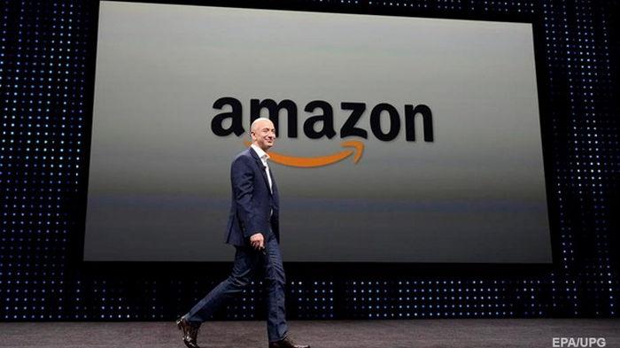Безос продал акции Amazon на $6,7 млрд
