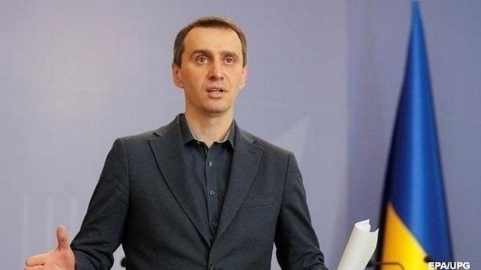 Ляшко обещает вакцинировать миллионы украинцев