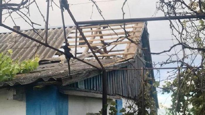 На Херсонщину обрушился торнадо