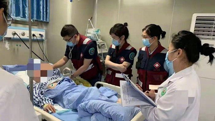 В Китае произошла утечка токсичного газа, есть жертвы