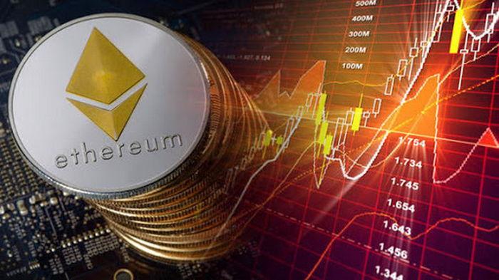 Эфириум может превзойти биткоин в скором времени – прогноз Goldman Sachs