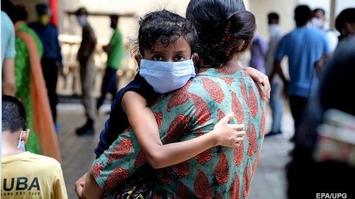 В Индии прирост COVID-19 сократился до минимума за месяц
