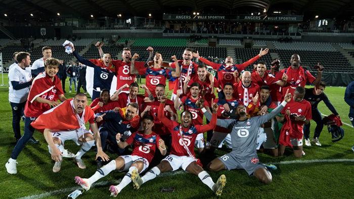 Лилль стал чемпионом Франции в сезоне-2020/21