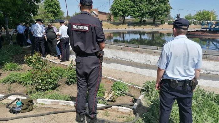В России 10 человек погибли на очистных сооружениях