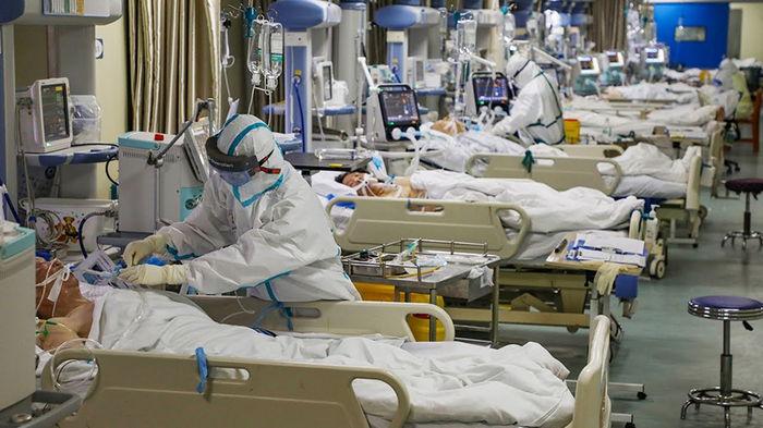 В ВОЗ подсчитали количество COVID-смертей среди медиков