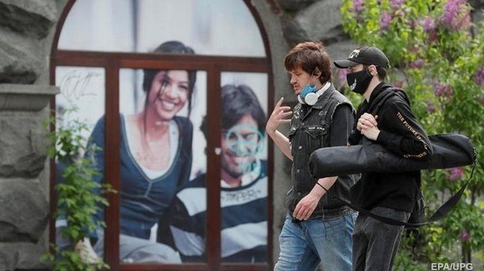 В Украине упал прирост новых случаев коронавируса