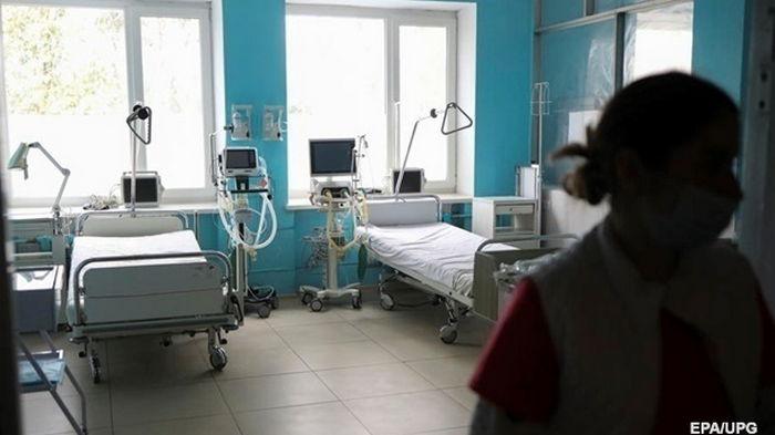 В Украине начали закрываться COVID-отделения из-за отсутствия пациентов