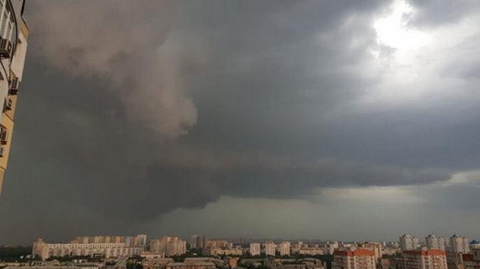 Киевлян предупредили о сложных погодных условиях