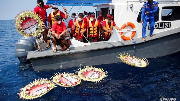 Индонезия отменила миссию по спасению затонувшей в апреле субмарины
