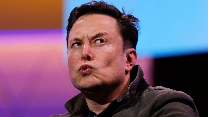 Bitcoin упал из-за мемов Илона Маска