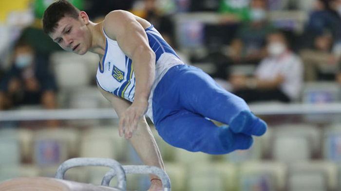 Украинские гимнасты выиграли три медали на этапе Кубка мира в Болгарии