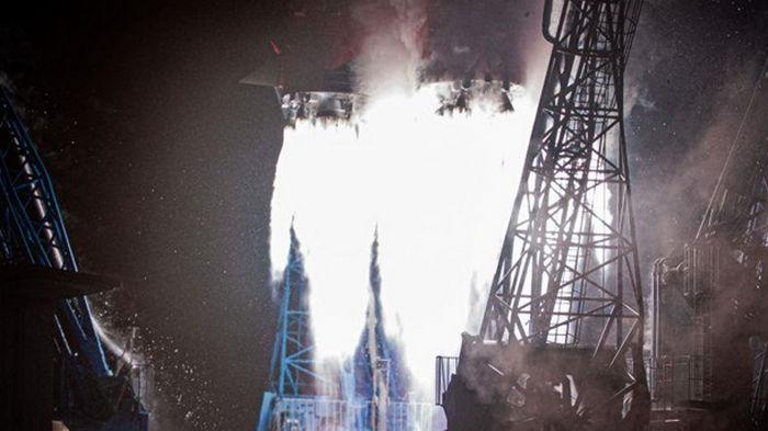 Российская ракета Союз вывела на орбиту спутники OneWeb (видео)
