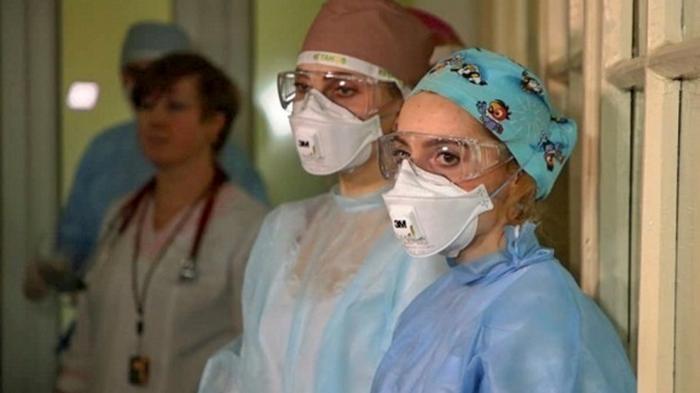 США увеличили помощь Украине на борьбу с пандемией