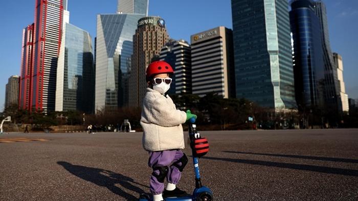 После смягчения карантина в Южной Корее почти 120 новых случаев COVID