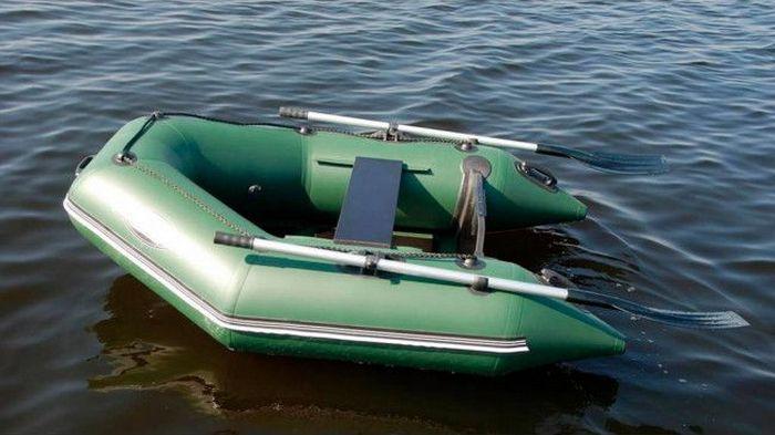 Надувные 1-местные ПВХ лодки Kolibri: особенности