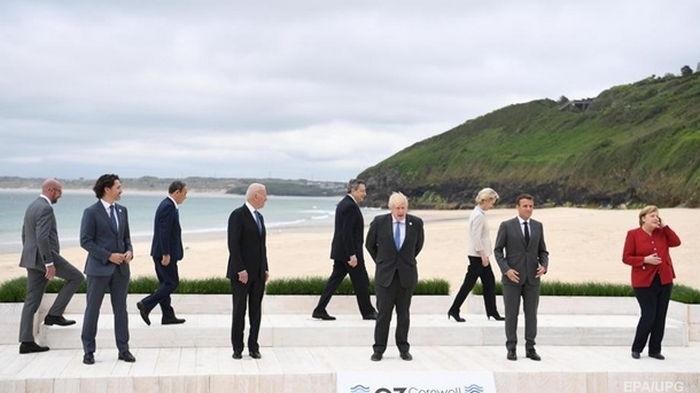 Лидеры G7 будут бороться с новыми пандемиями