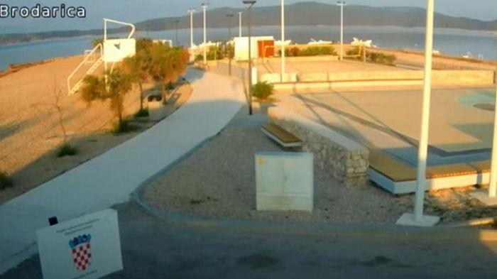 В Хорватии произошло землетрясение (видео)