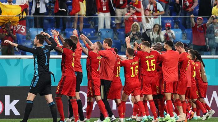 Дубль Лукаку принес Бельгии разгромную победу над Россией