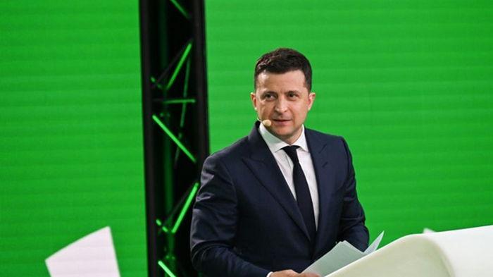 Зеленский обещает реформу промышленности за 10 лет