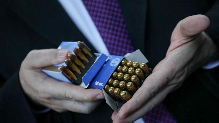 Украина совместно с Канадой будут производить патроны к стрелковому оружию