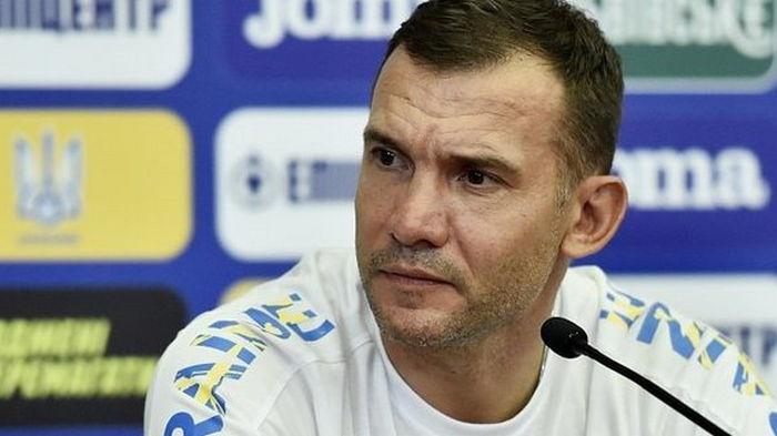 Шевченко назвал топ-игроков сборной Украины перед Евро-2020