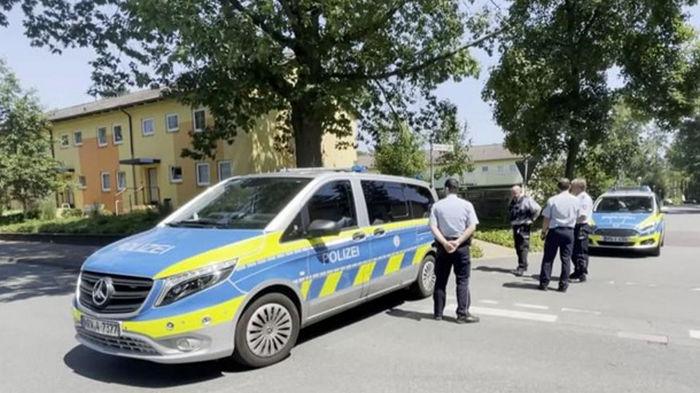 Неизвестный открыл стрельбу в Германии, есть жертвы