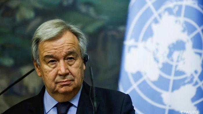 Гутерриша назначили генсеком ООН на второй срок