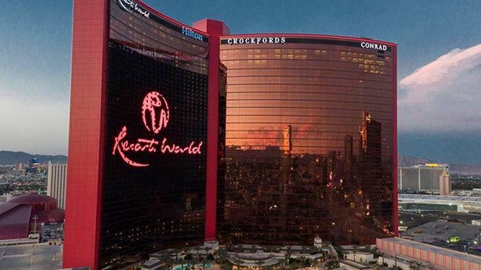 В Лас-Вегасе построили курорт-казино с фантастическим бюджетом (видео)