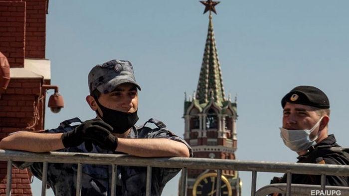 В Москве новый рекорд смертности от коронавируса