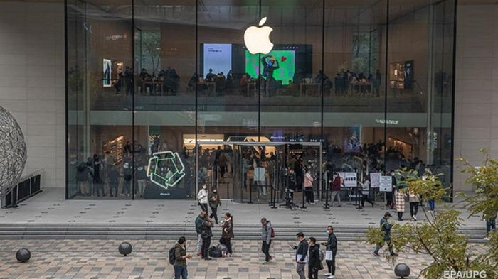 Apple установила рекорд стоимости акций