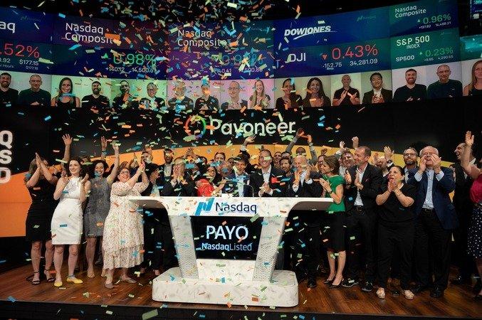 Payoneer вышла на биржу после объединения с компанией-пустышкой