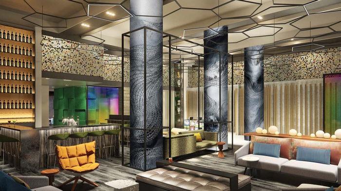 Роналду открыл отель в Нью-Йорке (фото)