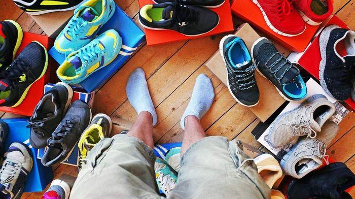 Как выбрать мужские кроссовки?