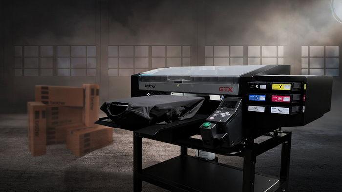 Универсальный принтер для прямой печати на текстиле от «Brother»