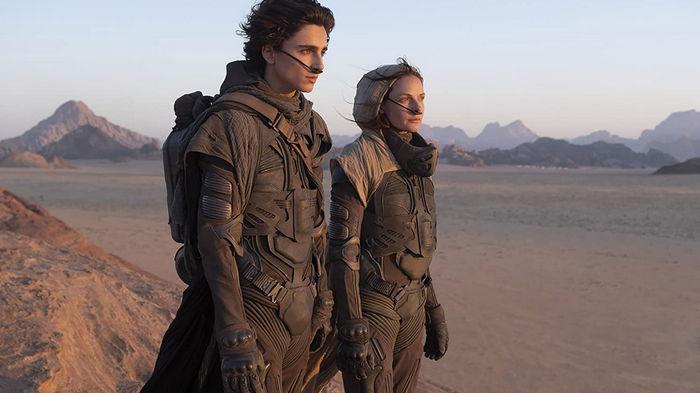 Warner Bros. опубликовала новый трейлер фильма Дюна