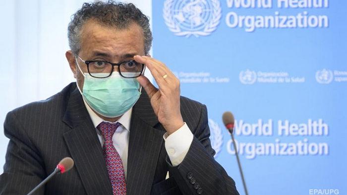 Глава ВОЗ озвучил цели по COVID-вакцинации