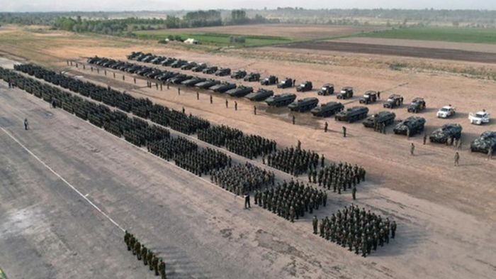 В Таджикистане по учебной тревоге подняли всех военных