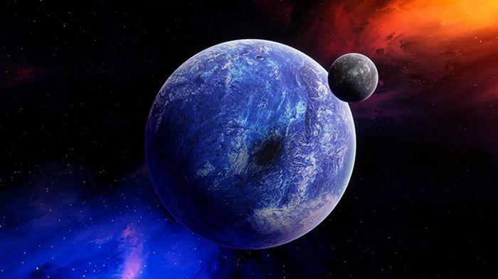 Астрономы впервые обнаружили у экзопланеты спутниковое кольцо