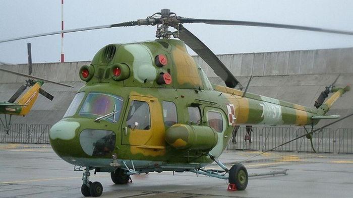 При падении вертолета на Николаевщине погибли двое