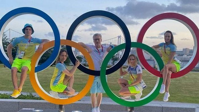 Олимпиада в Токио. Состав сборной Украины на Олимпийских Играх